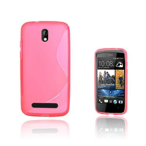 S-Line (Rosa) HTC Desire 500 Skal