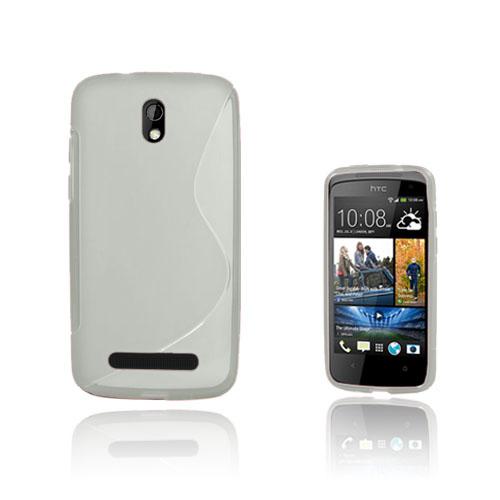 S-Line (Grå) HTC Desire 500 Skal