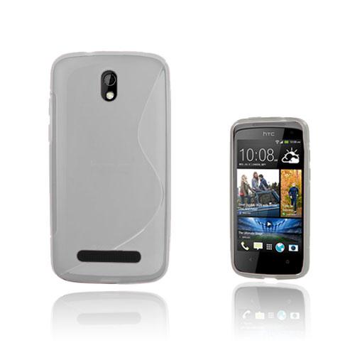 S-Line (Transparent) HTC Desire 500 Skal