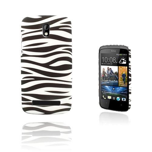 Valentine (Zebra) HTC Desire 500 Skal