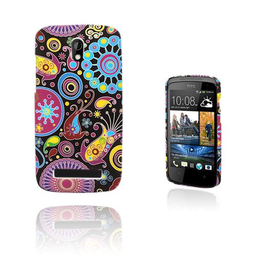 Valentine (Psykedelisk) HTC Desire 500 Skal