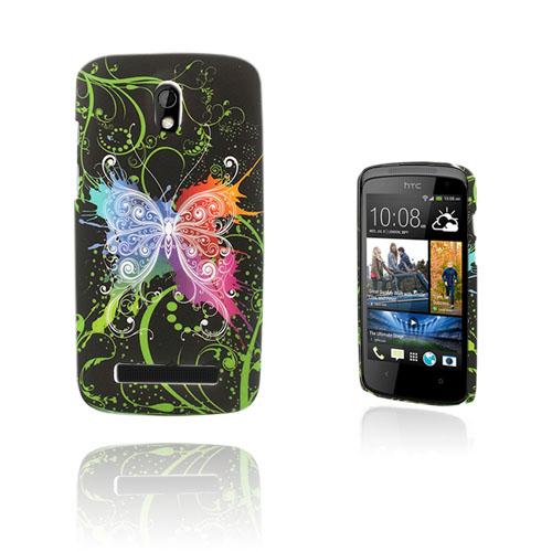 Valentine (Mörk Fjäril) HTC Desire 500 Skal