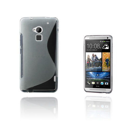 S-style (Transparent) HTC One Max Skal