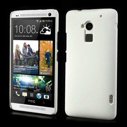 Hard Shell (Vit) HTC One Max Skal