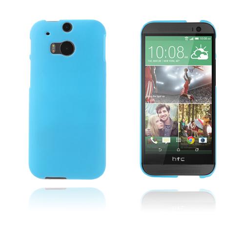 Hard Shell (Ljusblå) HTC One (M8) Skal