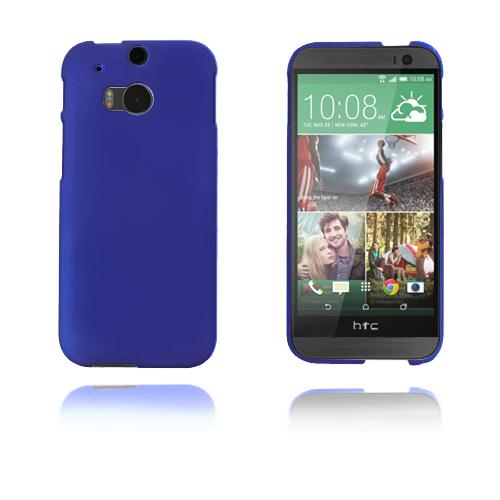 Hard Shell (Blå) HTC One (M8) Skal