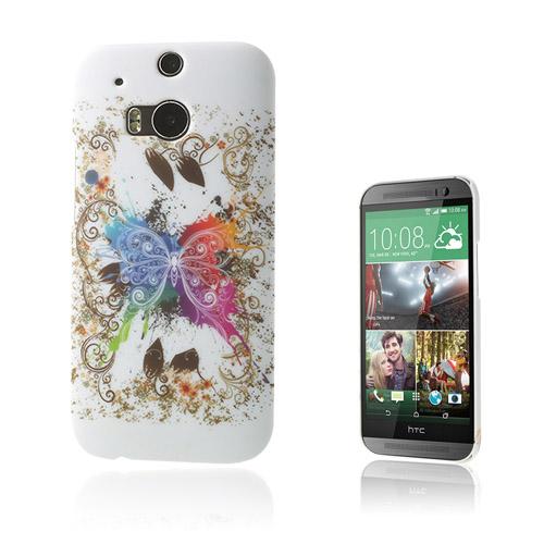 Valentine (Stor Fjäril) HTC One M8 Skal