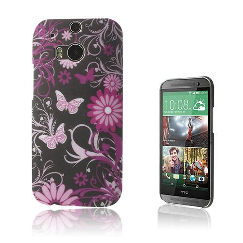 Valentine (Nattfjärilar) HTC One M8 Skal