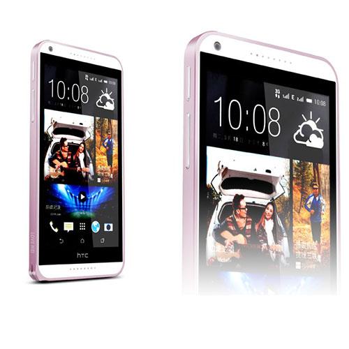 LOVE ME! (Rosa) HTC Desire 816 Aluminium Bumper
