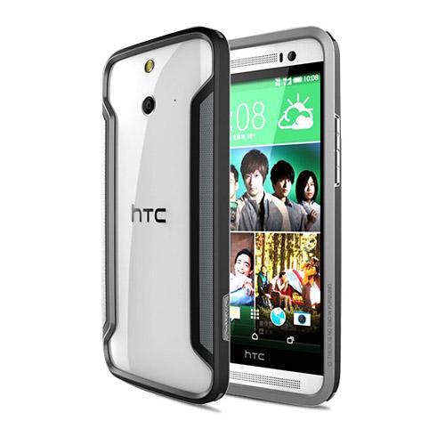 Sørensen (Svart) HTC One (E8) Skal