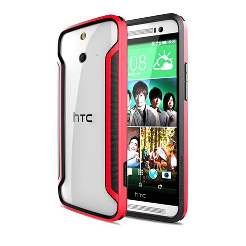 Sørensen (Röd) HTC One (E8) Skal