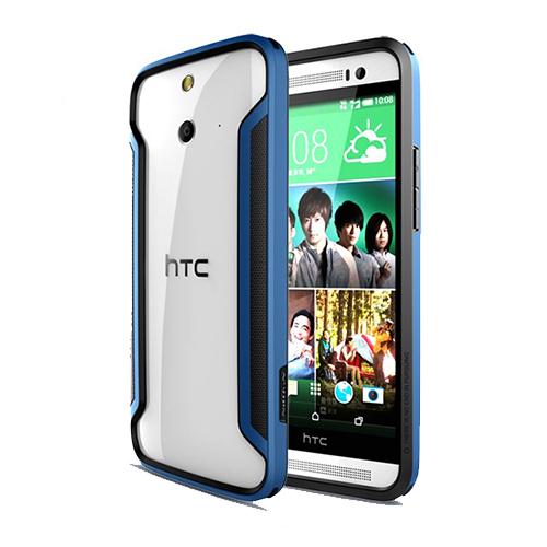 Sørensen (Blå) HTC One (E8) Skal