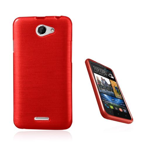 Bremer (Röd) HTC Desire 516 Skal