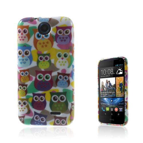 Westergaard (Multifärg Ugglor) HTC Desire 310 Skal