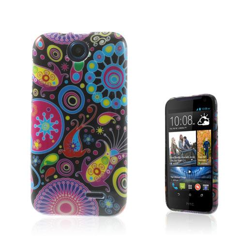 Westergaard (Paisley Blommor) HTC Desire 310 Skal
