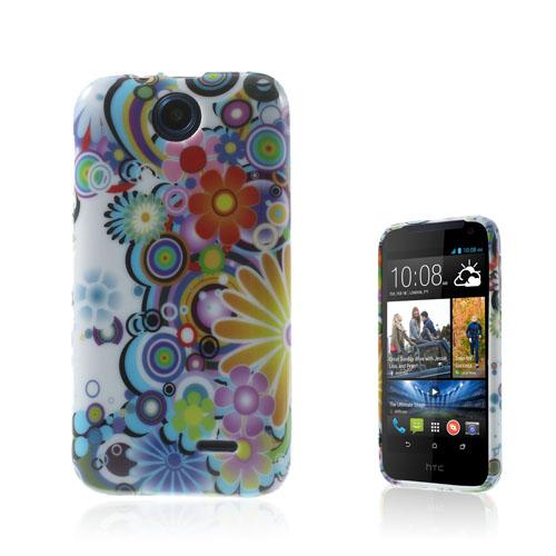 Westergaard (Färgfulla Blommor) HTC Desire 310 Skal