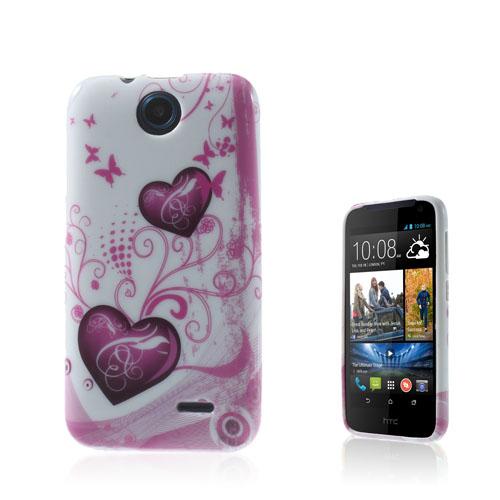 Westergaard (Två Hjärta) HTC Desire 310 Skal