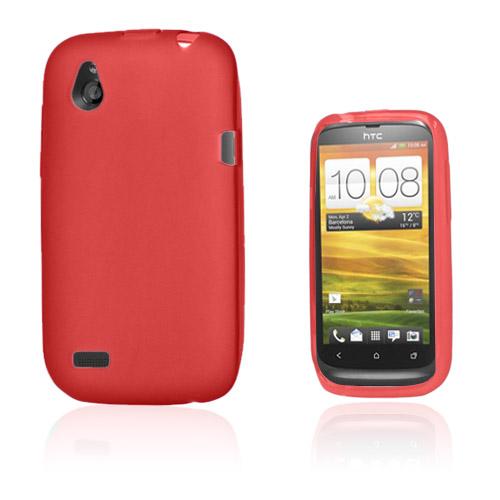 Migri (Röd) HTC Desire V Skal