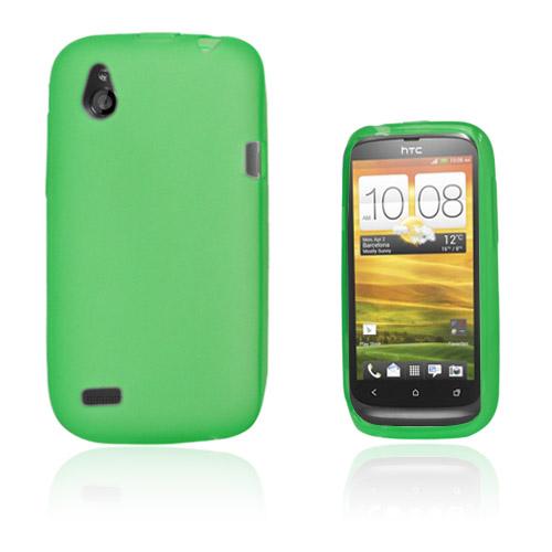 Migri (Grön) HTC Desire V Skal