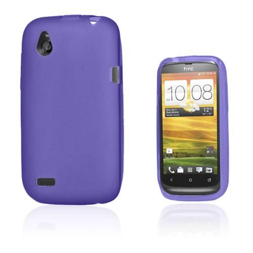 Migri (Lila) HTC Desire V Skal