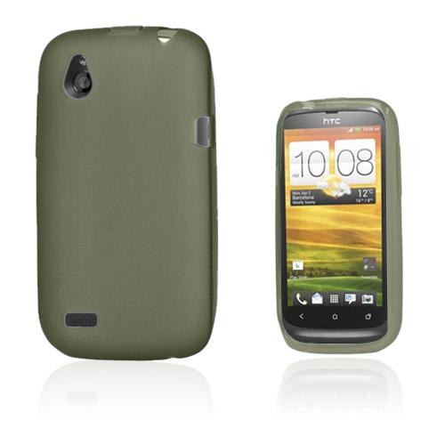 Migri (Grå) HTC Desire V Skal