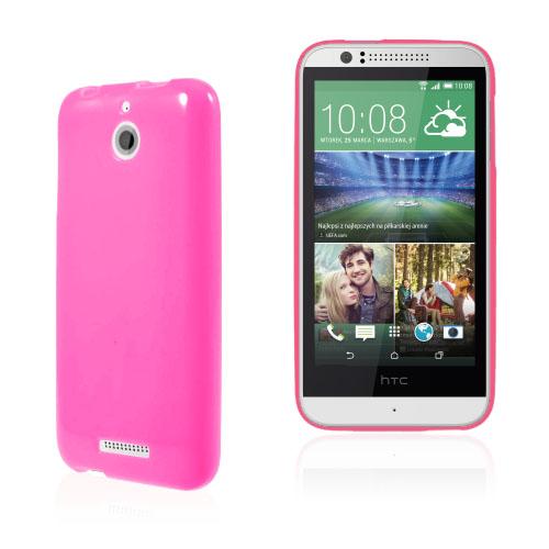 Sund (Knallrosa) HTC Desire 510 Skal