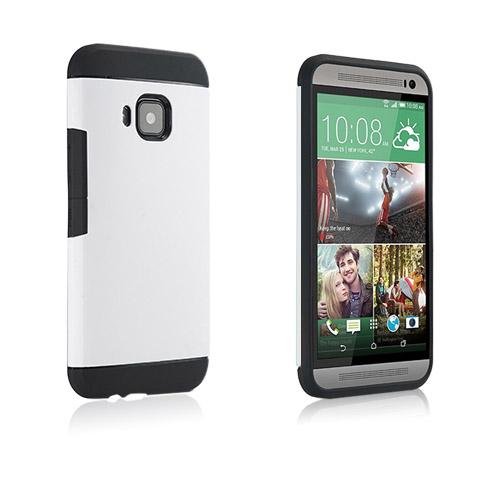 Dahl HTC One M9 Fodral – Vit