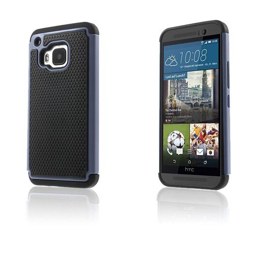 Fotboll HTC One M9 Skal – Vit