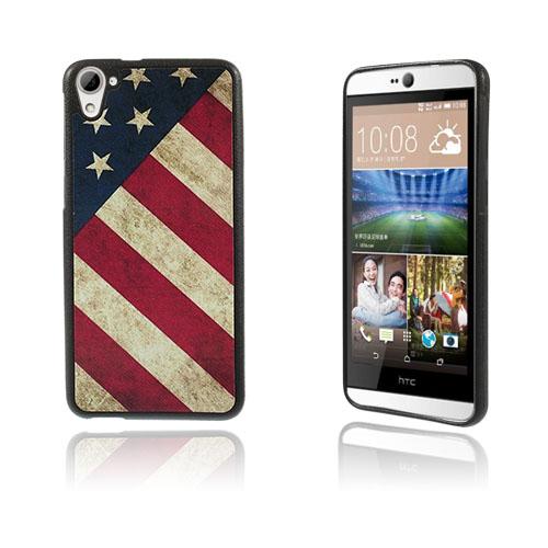 Westergaard HTC Desire 826 Skal – Amerikansk Flagga