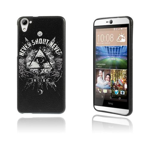Westergaard HTC Desire 826 Skal -Triangel Öga