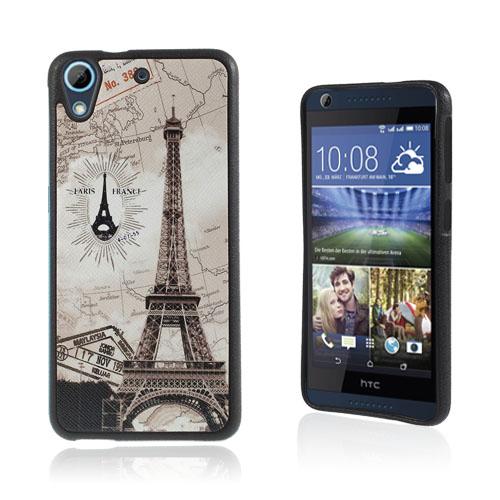 Westergaard HTC Desire 626 Skal – Kort & Eiffeltornet