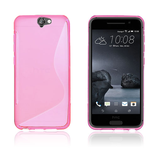 Lagerlöf HTC One A9 Skal – Varm Rosa