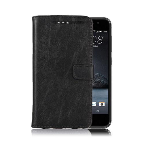 Mankell HTC One A9 Plånbok Läderfodral med Ställ – Svart