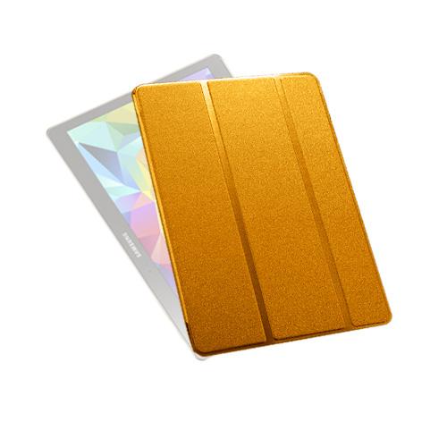 Heiberg (Orange) Samsung Galaxy Tab S 10.5 Läder Triple-Fall Fodral