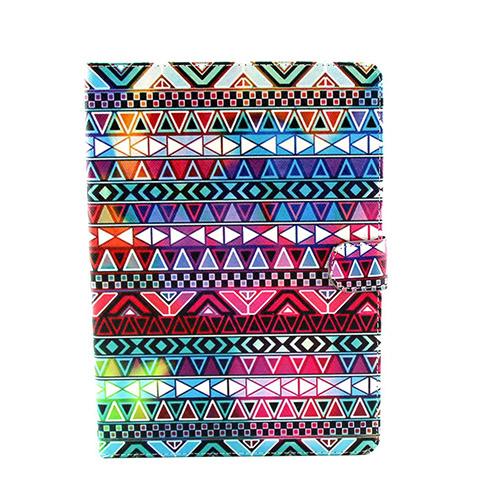 Moberg Samsung Galaxy Tab S 10.5 Läder Flip Fodral – Tribe Triangel