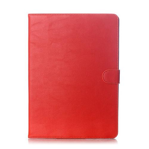 Feldborg Samsung Galaxy Tab S 10.5 Läder Flip Fodral – Röd