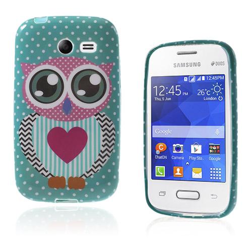Westergaard (Bedårande Uggla) Samsung Galaxy Pocket 2 Skal