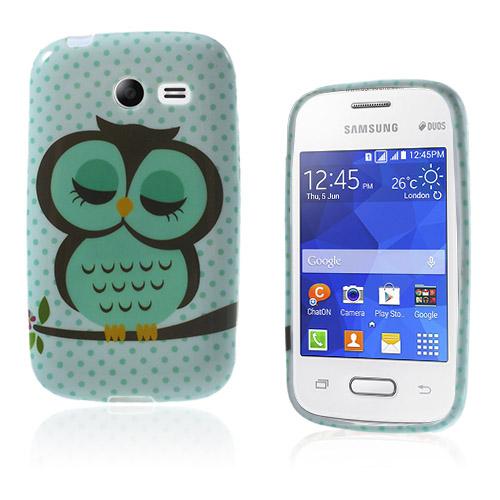 Westergaard (Sovande Uggla) Samsung Galaxy Pocket 2 Skal