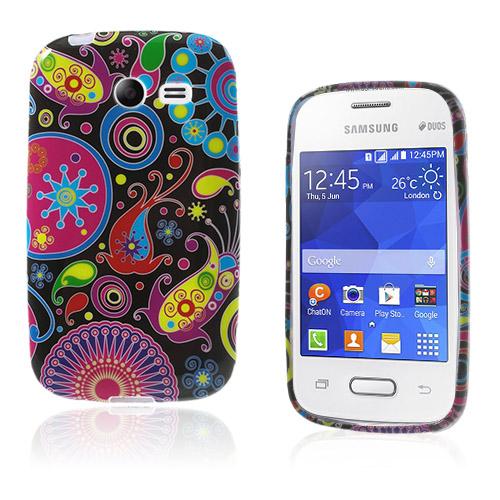 Westergaard (Paisley Blommor) Samsung Galaxy Pocket 2 Skal