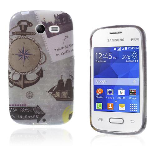 Westergaard (Ankare & Fartyg) Samsung Galaxy Pocket 2 Skal