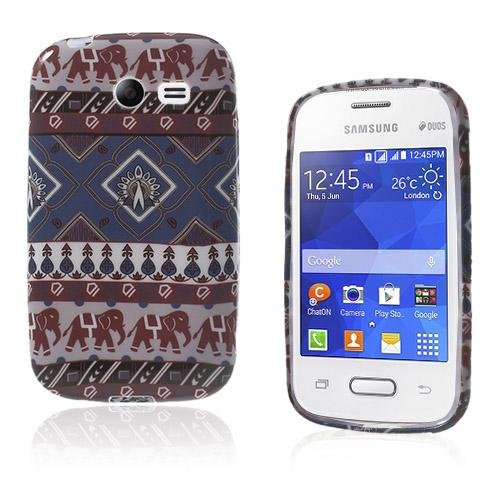 Westergaard (Tribal Elefant) Samsung Galaxy Pocket 2 Skal