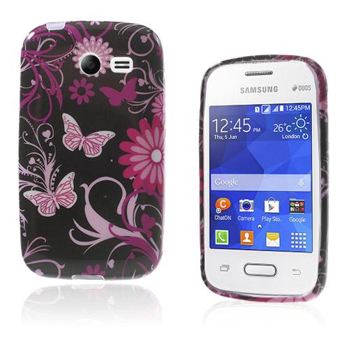 Westergaard (Fjäril & Blommor) Samsung Galaxy Pocket 2 Skal