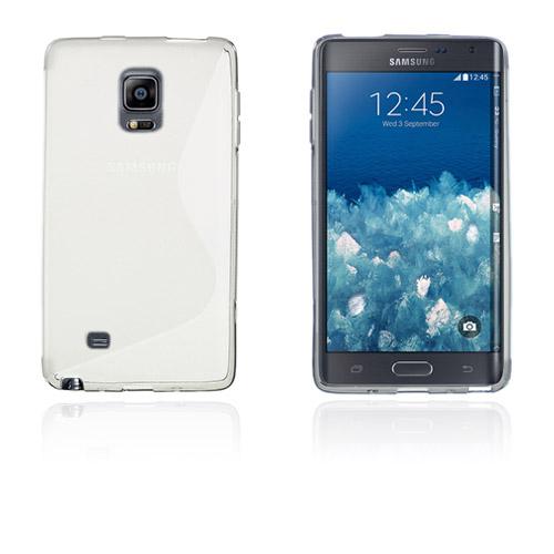 Lagerlöf (Grå) Samsung Galaxy Note Edge Skal