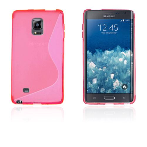 Lagerlöf (Het Rosa) Samsung Galaxy Note Edge Skal