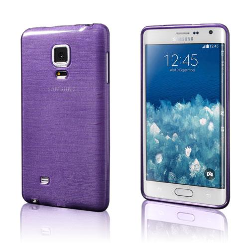 Bremer Samsung Galaxy Note Edge N915 Skal – Lila