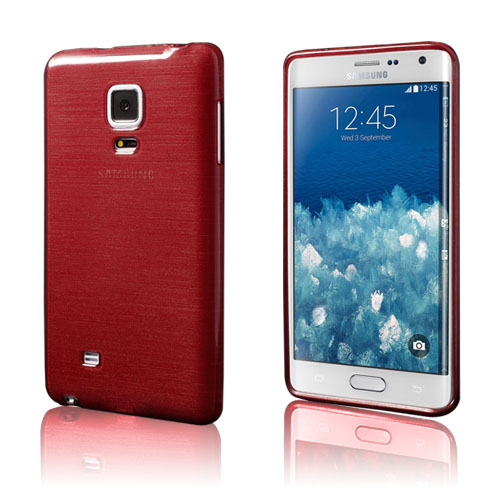 Bremer Samsung Galaxy Note Edge N915 Skal – Röd
