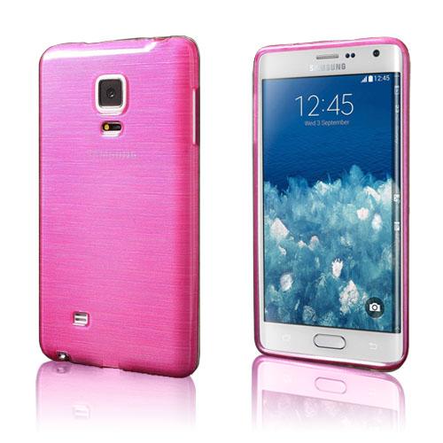 Bremer Samsung Galaxy Note Edge N915 Skal – Het Rosa