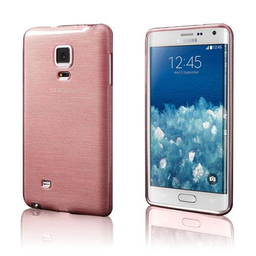 Bremer Samsung Galaxy Note Edge N915 Skal – Rosa