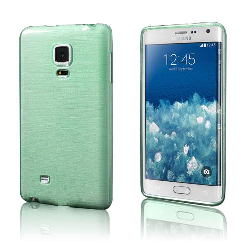 Bremer Samsung Galaxy Note Edge N915 Skal – Turkos