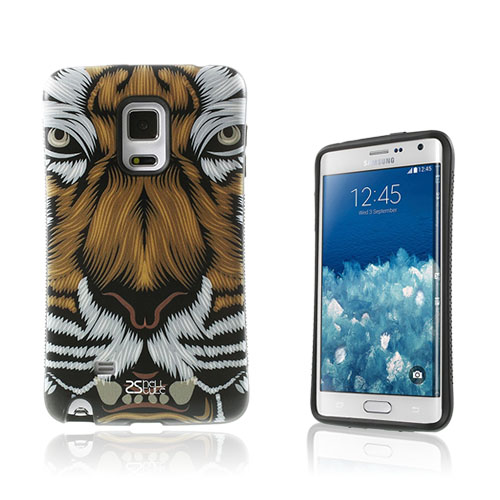 IFACE Samsung Galaxy Note Edge N915 Skal – Tiger
